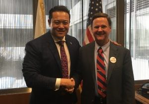 Assemblyman Phillip Chen