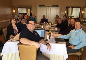 Officer Council Meeting 1 3-2015